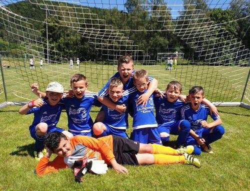 Letzter F Jugend Fair Play Spieltag