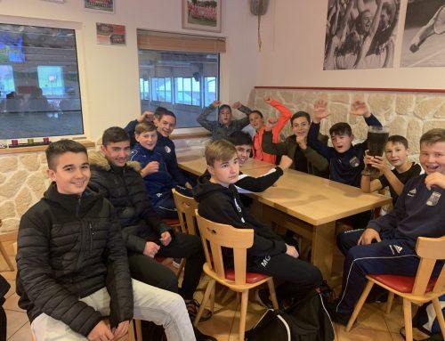 C-Junioren erfolgreich beim Tabellenführer