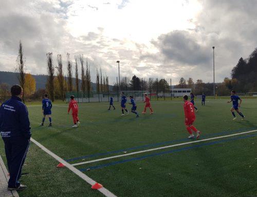 Kantersieg unserer C-Junioren gegen Bad Dürrheim