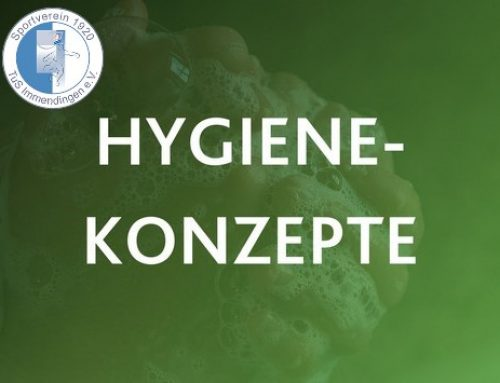 Bitte beachtet unser aktuelles Hygienekonzept