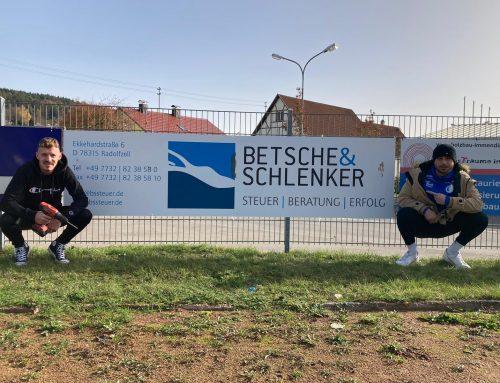 Willkommen beim SVI – Betsche & Schlenker neuer Sponsor